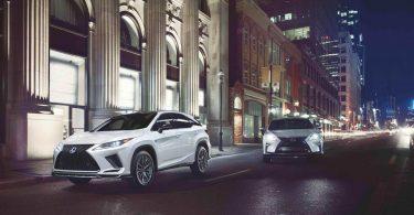Стало відомо, коли з'являться нові Lexus RX, LX і GX