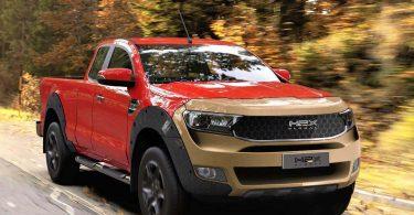 Ford Ranger перетворили в водневий пікап, який може дістатися до Європи