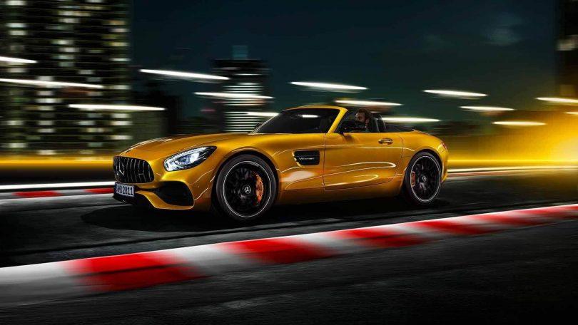 GT S Roadster © Mercedes-AMG
