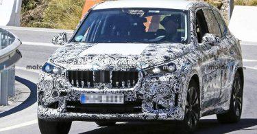 Оновлений BMW X1