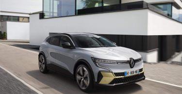 Новий Renault Megane став електромобілем