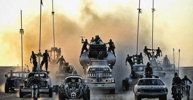 Колекцію машин з фільму «Божевільний Макс: Дорога люті» пустять з молотка