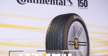 Continental представила екологічні шини з кульбаб і рисового лушпиння