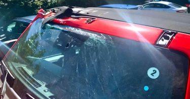 Пошкоджений Ford Bronco