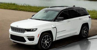П'ятимісний Jeep Grand Cherokee WL