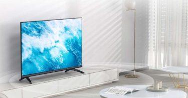 Випущений найдоступніший розумний телевізор realme