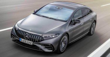 EQS 53 4Matic+ © Mercedes-AMG