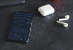Apple Bitfinex app