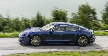 Найбільш продаваним легковиком Porsche став електромобіль