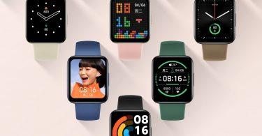 Ціна розумного годинника Redmi Watch 2 розкрита інтернет-магазином