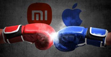 Apple vs Xiaomi