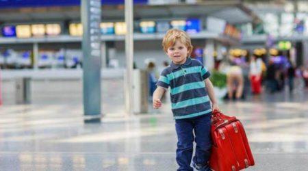 Виїзд дитини за кордон